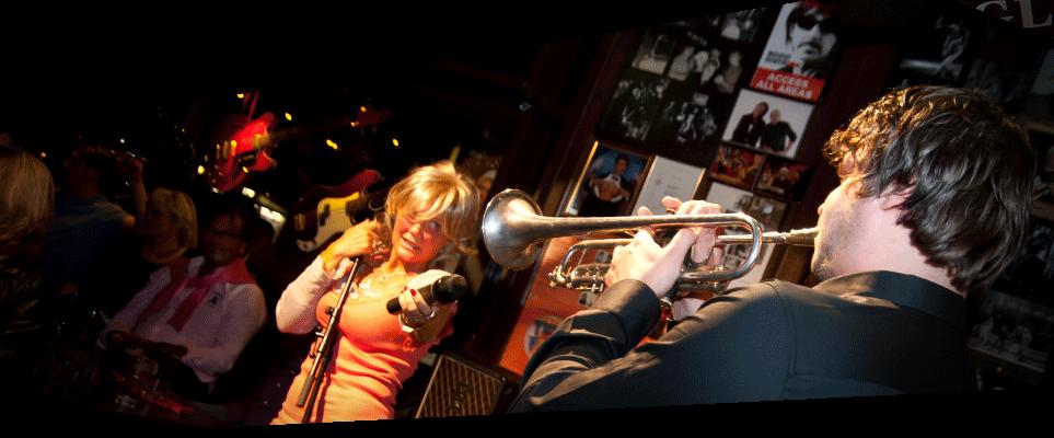 ZWICK Live Musik in Hamburg mit Susi Salm, Rudolf Rock und die Schocker