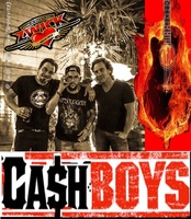 WE LOVE TO ENTERTAIN YOU im ZWICK! CASH BOYS in the House! Unsere Hausband mit dem ALLERBESTEN PARTY